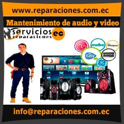 Mantenimiento de audio y video reparacionesec